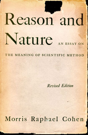 reason and nature essays in the theory of rationality Ebscohost serves thousands of libraries with premium essays, articles and other content including rationality, human nature, and society in weber's theory get access to over 12 million.